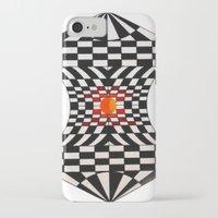 fibonacci iPhone & iPod Cases featuring Fibonacci by Jose Luis