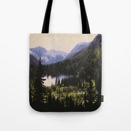 Waterton Lakes National Park Tote Bag