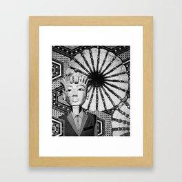 Ergotankhamun Framed Art Print