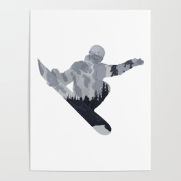 Snowboard Exposure SP | DopeyArt Poster