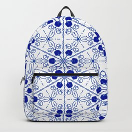 Delft Pattern 2 Backpack