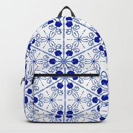 Delft Pattern 2 Backpack