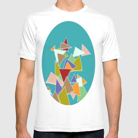 Triads Triads Triads T-shirt