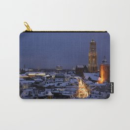 Winter in Utrecht Carry-All Pouch