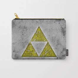 Power Wisdom Courage Carry-All Pouch