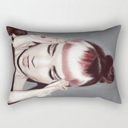 Grimes - Claire Boucher Rectangular Pillow