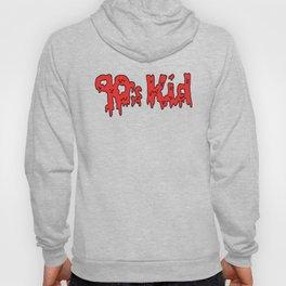 90s Kids -- Blue Hoody