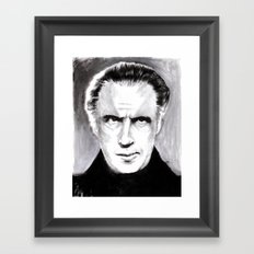 Me Who Has Commanded Nations Framed Art Print