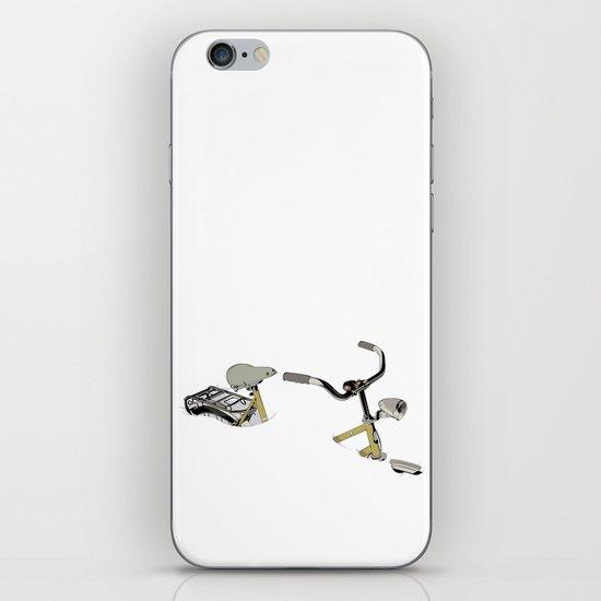I CAN´T RIDE MY BIKE...!!! iPhone & iPod Skin