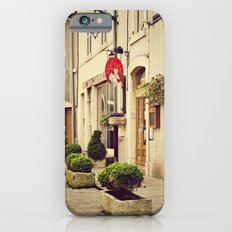 Le P'tit Paradis, Beaune France Storefront Slim Case iPhone 6
