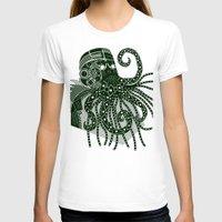 cthulhu T-shirts featuring Cthulhu by Hinterlund