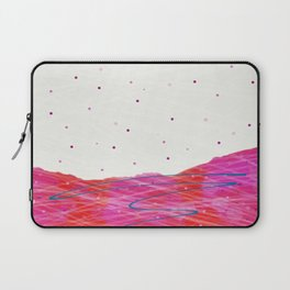 First Snows on Rodborough Hill Laptop Sleeve