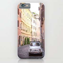 AROUND ITALY iPhone Case