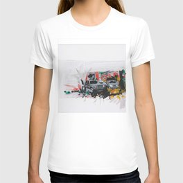 Accident one T-shirt