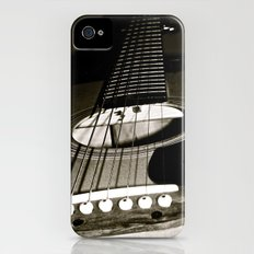 """Play My Song iPhone (4, 4s) Slim Case"