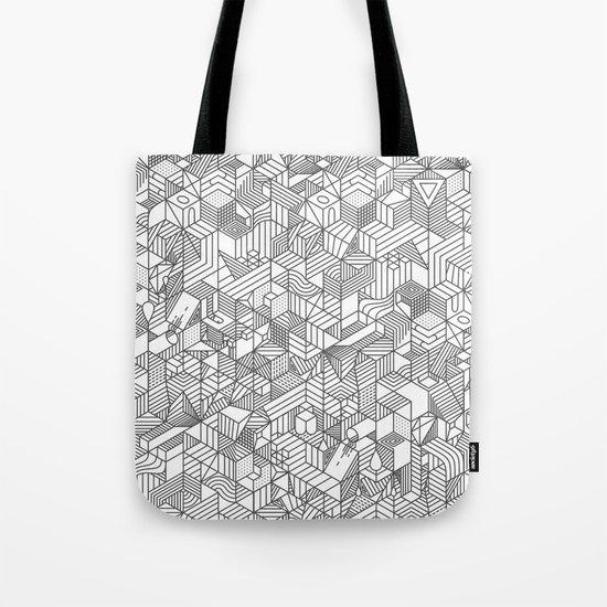 Complicity Tote Bag
