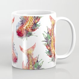 Fish Splash Coffee Mug