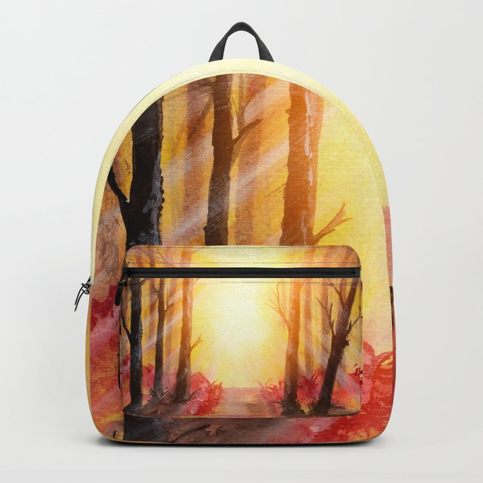 Into The Forest V Backpack