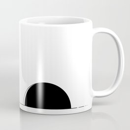 Mouse Hole Coffee Mug