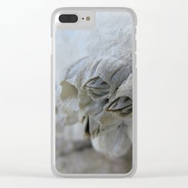 Barnacles 58 Clear iPhone Case