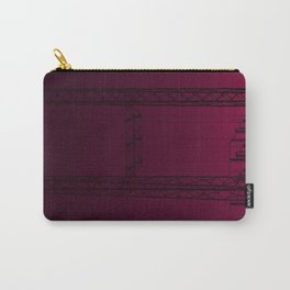 Purple Power Carry-All Pouch