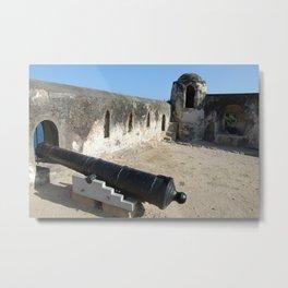 Fort Jesus Metal Print