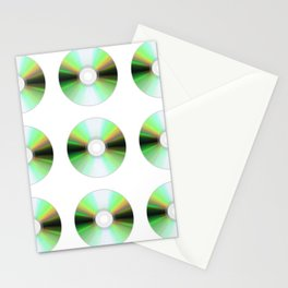 CD II Stationery Cards