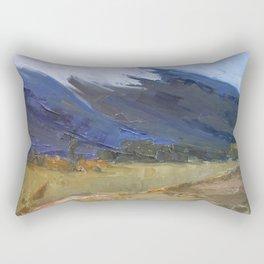 Rolling Storms Rectangular Pillow