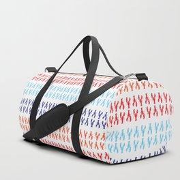 Lobster Stripes Duffle Bag