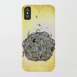 Sr Coprofago - Beetle shit iPhone Case