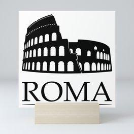 roma Mini Art Print