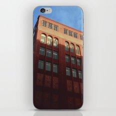 1400 Woodward - Downtown Detroit iPhone & iPod Skin