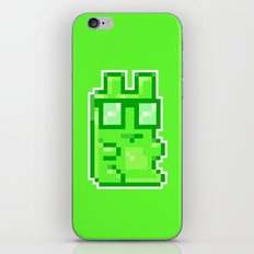 Giant Pixel Gummy Bear iPhone & iPod Skin