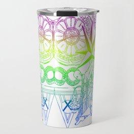 ALL LIGHT WILL FALL - New Era design  Travel Mug