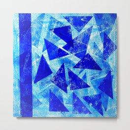 Geometry for Helio Oiticica Metal Print