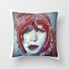 MPIDMJBRS Throw Pillow