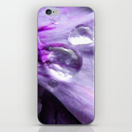 Perfection in Purple iPhone Skin