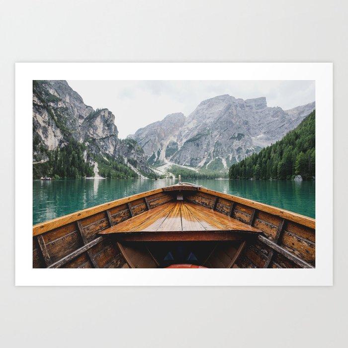 Live the Adventure Kunstdrucke