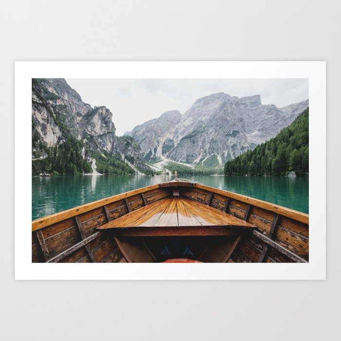 Live the Adventure Art Print