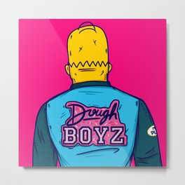 Dough Boyz Metal Print