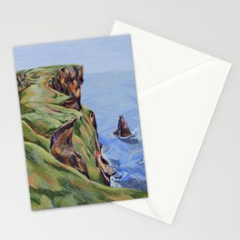 The Humors of Whiskey  Stationery Cards