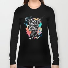 Peter Pan - To Live Long Sleeve T-shirt