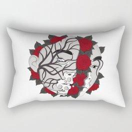 Winnie Harlow Rectangular Pillow