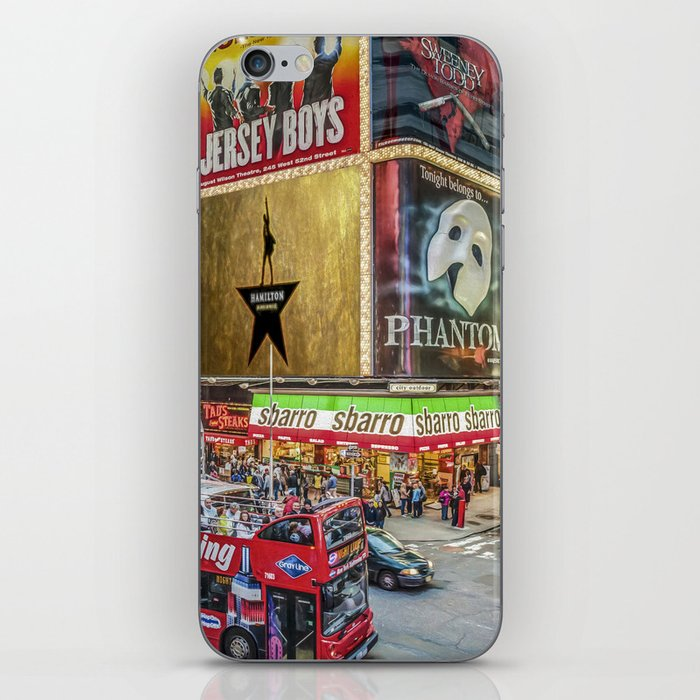 Times Square II Special Edition I iPhone Skin