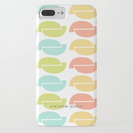 PATTERN 3 iPhone Case