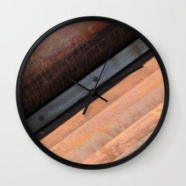 Urban Pipes Wall Clock