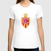spanish T-shirts featuring KCFC (Spanish) by Football As Football