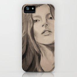 Kisses iPhone Case