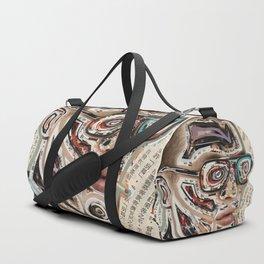 Time Traveler 2 Duffle Bag