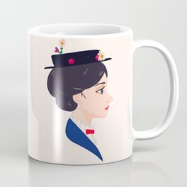 A Spoonful of Sugar Coffee Mug